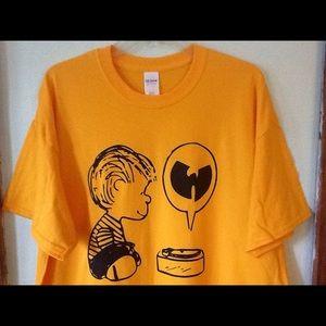 Wu Peanuts T-shirt New